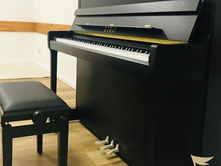 Wie pflege ich mein Klavier? Teil 1