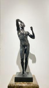 Auguste Rodin Age d'airain, moyen modèle