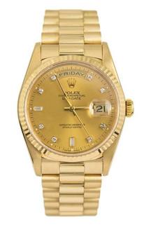 Rolex Day Date Watch