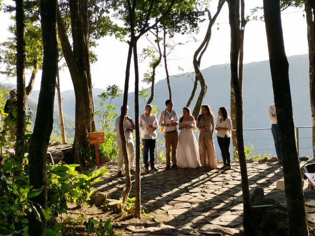Wedding at the Terrace