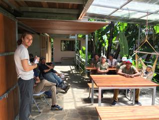 Curso de fin de semana de permacultura