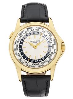 Patek Phillipe World Time Watch
