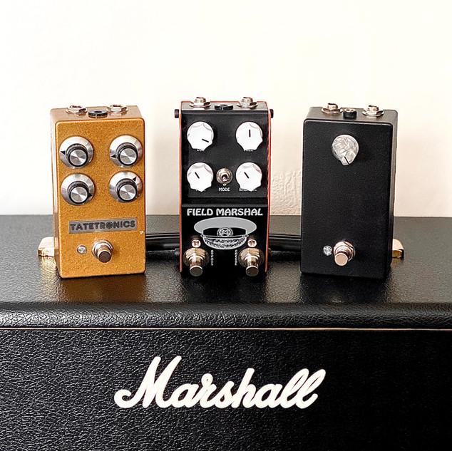 Marshall or Marshal