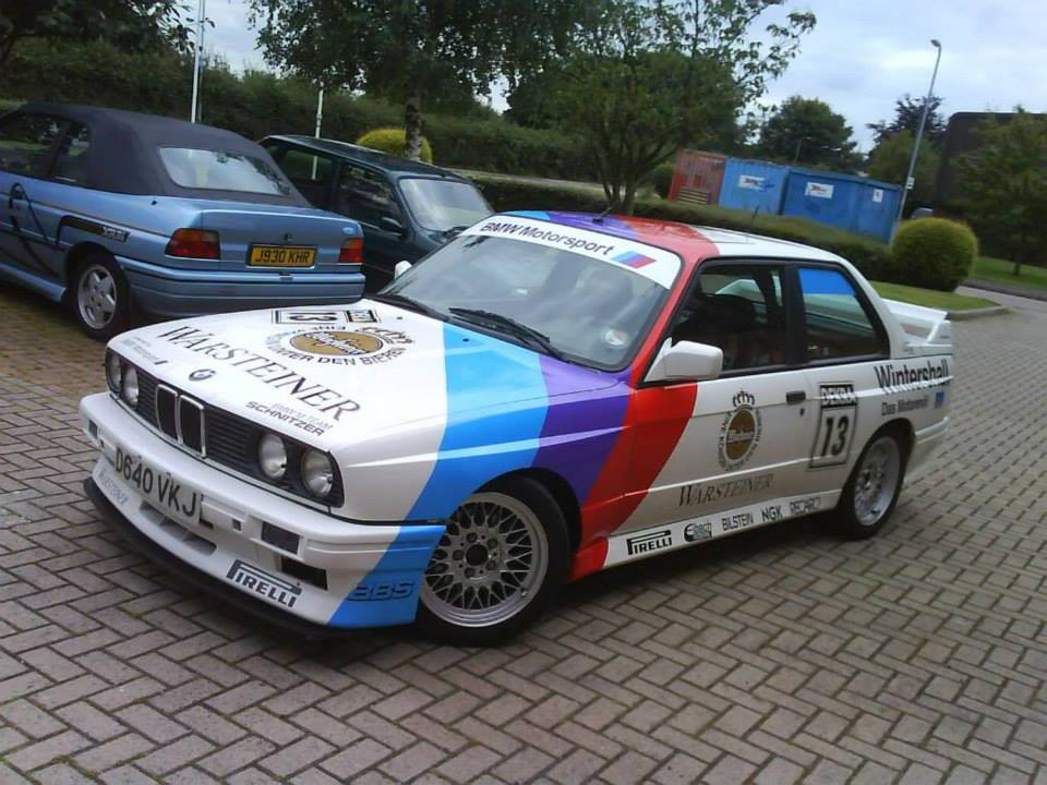BMW Historic Reproduction
