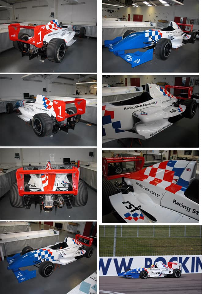 Racing Steps Foundation