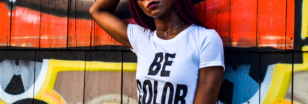 Be Colour Blind