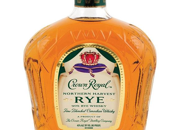 Crown Royal Northern Harvest Rye 750ml