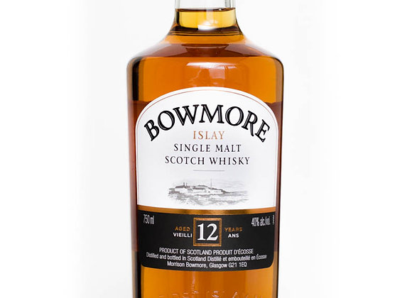 Bowmore 12 750ml (6pk)