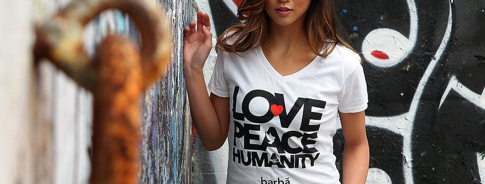 Love Peace Humanity
