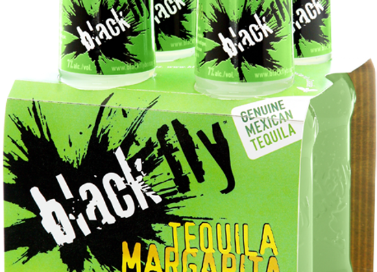 Black Fly Tequila Margarita 4 Pack