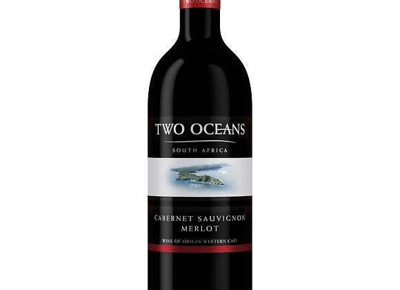 Two Oceans Cabernet Merlot 750ml