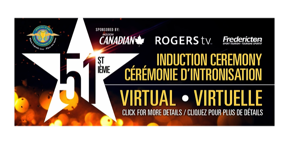 VIRTUAL 51st 2021 Induction Ceremony
