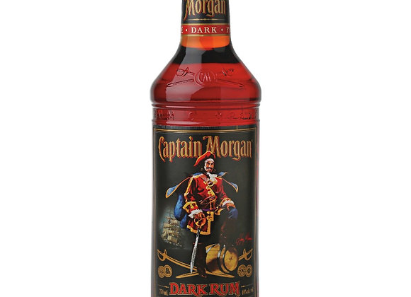 Captain Morgan Dark 1.14L