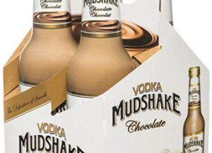 Vodka Mudshake Chocolate 4 Pack