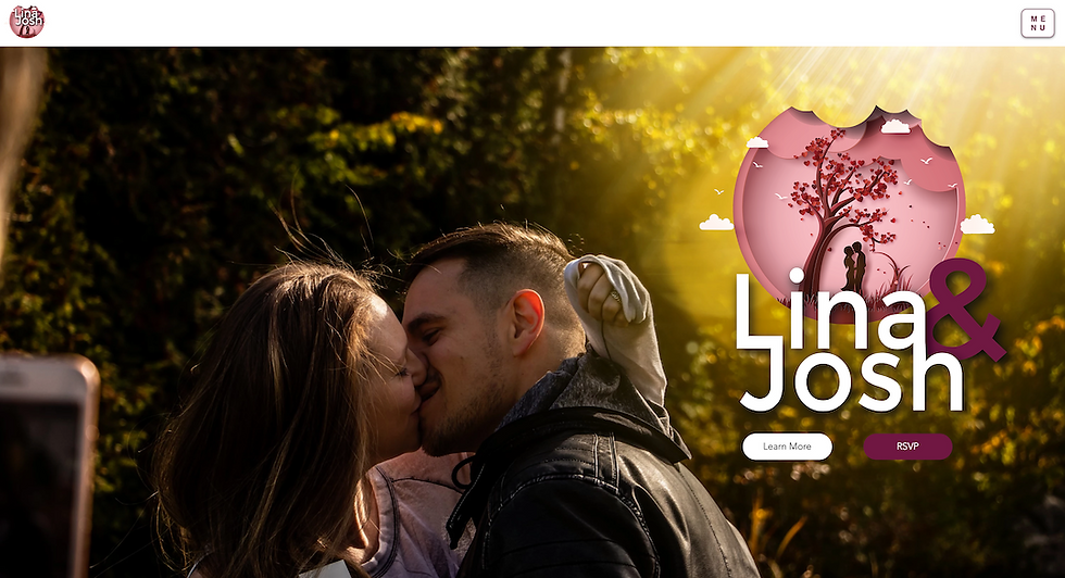 Josh and Lina's Wedding