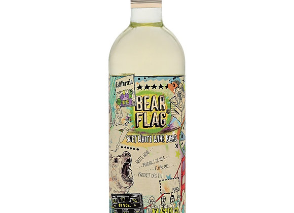 Bear Flag White 750ml