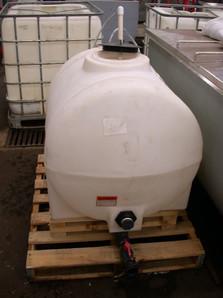 Custom Built Hydroponics Tank