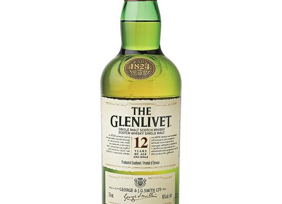 Glenlivet 12 1.14L (6pk)