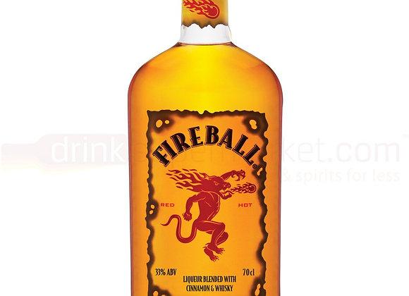 Fireball 750ml