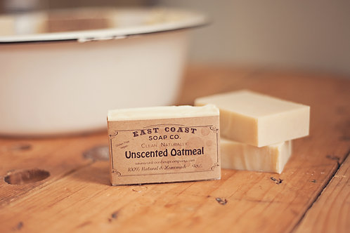 Unscented Oatmeal