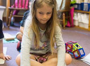 A Community of Preschool Children