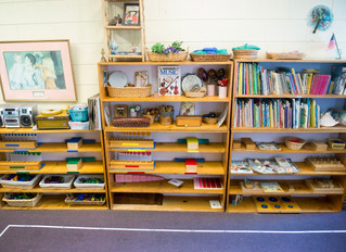 "The ""Shipshape"" Montessori Preschool  Classroom"
