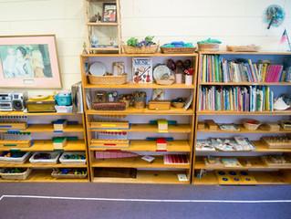 "The ""Shipshape"" Montessori Preschool  Classroom"