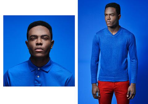 Photographer: Jean-Baptiste Le Mercier  Model: Fayehun Harby (ICON)  Grooming: Nicole Ostonal