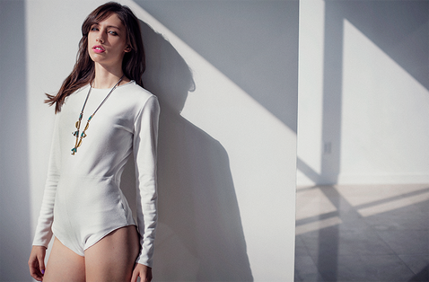 As seen on Fanique.com  Photographer: Alberto Jannarone  Model: Liana B (B&M Models)  Makeup/Hair: Nicole Ostonal  Styling: Lynn Yuan