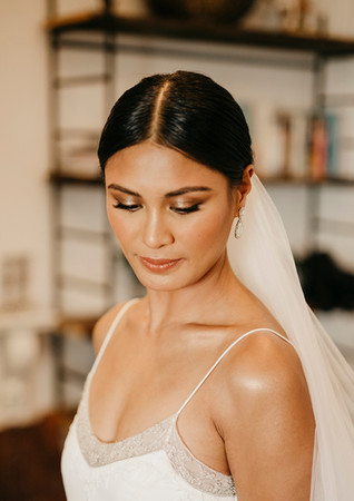 Airbrush Makeup and Hair: Nicole Ostonal Photo: Yasmin Al-Samarrai Photography
