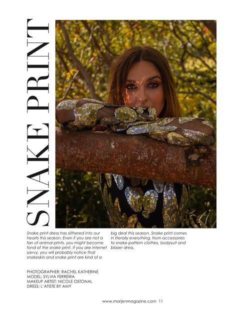 Model: Sylvia Photo: Rachel Katherine Makeup: Nicole Ostonal
