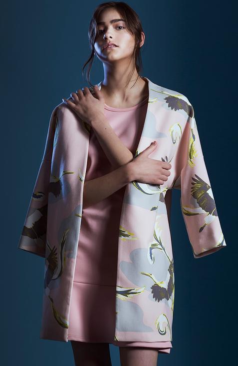 Photographer: Alberto Jannarone  Model: Alexandra (Elite)  Stylist: Kelly Elisabeth  Makeup/Hair: Nicole Ostonal