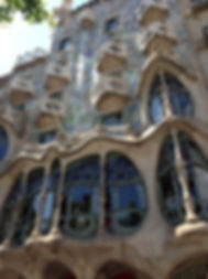caroadopts Gaudi in Barcelona.jpg