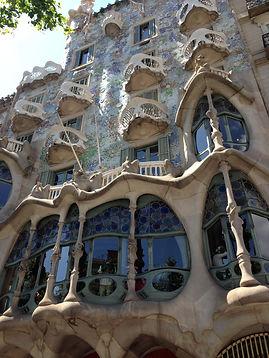 caroadopts Gaudi in Barcelona.jpg