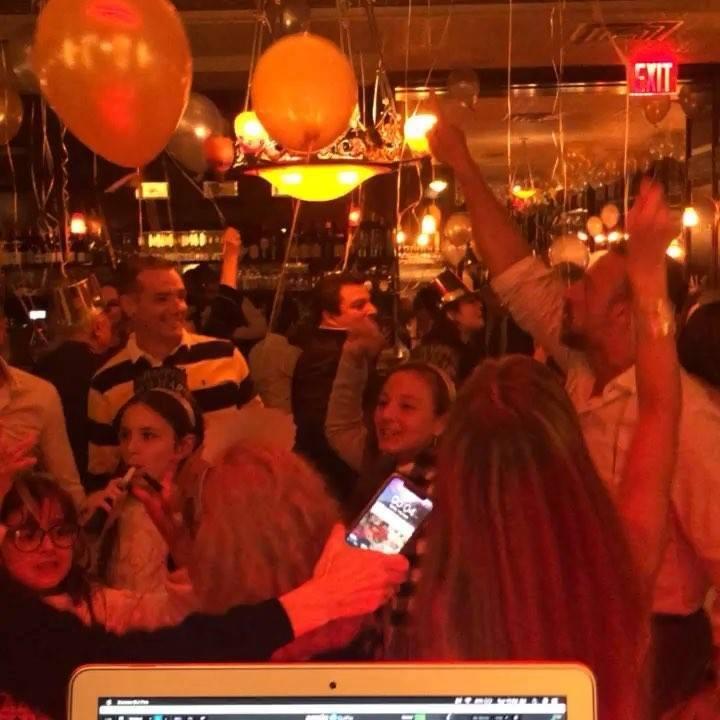 New Year's Eve in New York City bringing in 2019 #thenextleveldjs #netyou #happynewyear2019