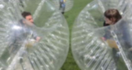 Loopyball zum Bubble Soccer spielen miet
