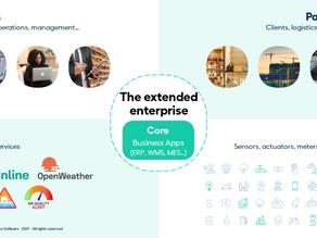 Borderless processes for the extended enterprise