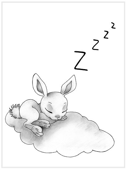 SWEET DREAMS RABBIT