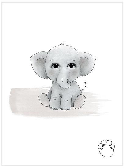 ELEPHANT,SOFT