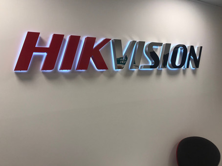 An afternoon with Hikvision