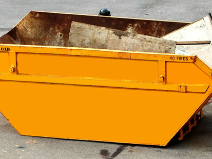 Skips/Muck away Hire