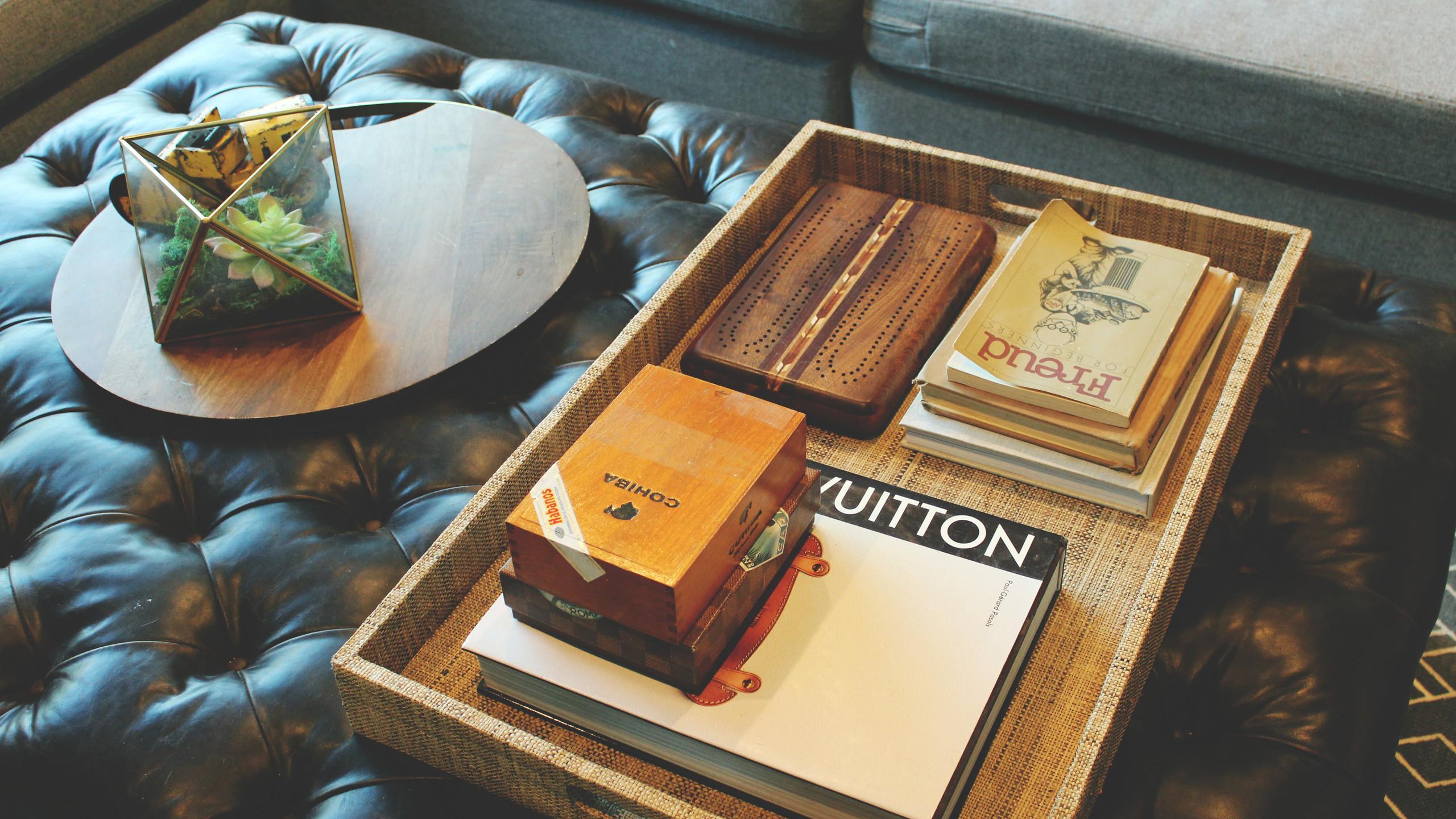 Louis Vuitton Books + PostCards