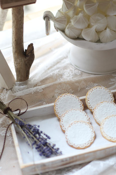 Sweet Table Lavender Love