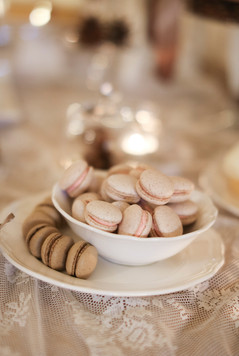 Sweet Table Winter Love
