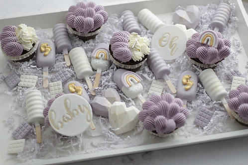 """Pick up """"Oh Baby"""" Cup´n Cakes Box"""