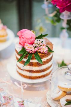 Sweet Table Pink Wedding