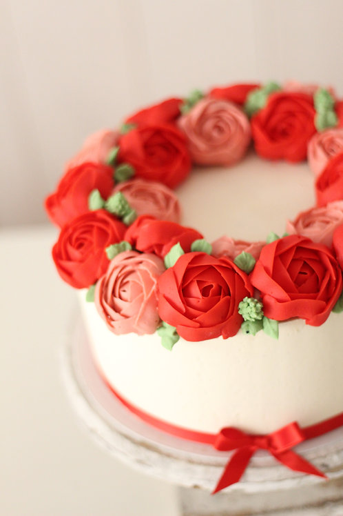 Buttercream Flowers Kurs