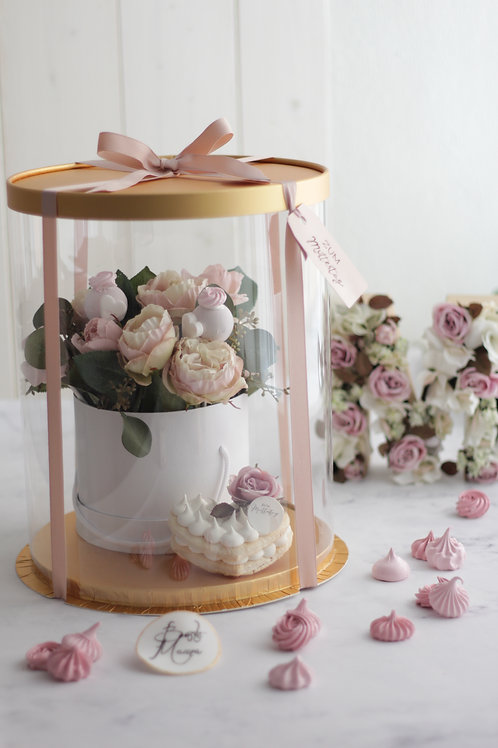 Flowers & Cakes Muttertags Box