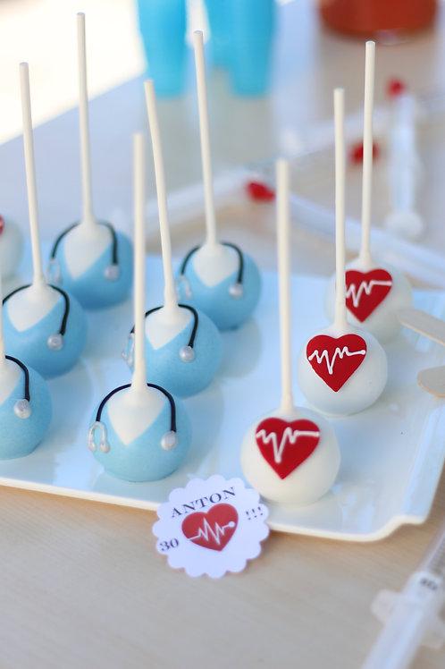 Cakepop Medizin/Stk.