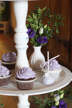 Sweet Table Shades of Lavender